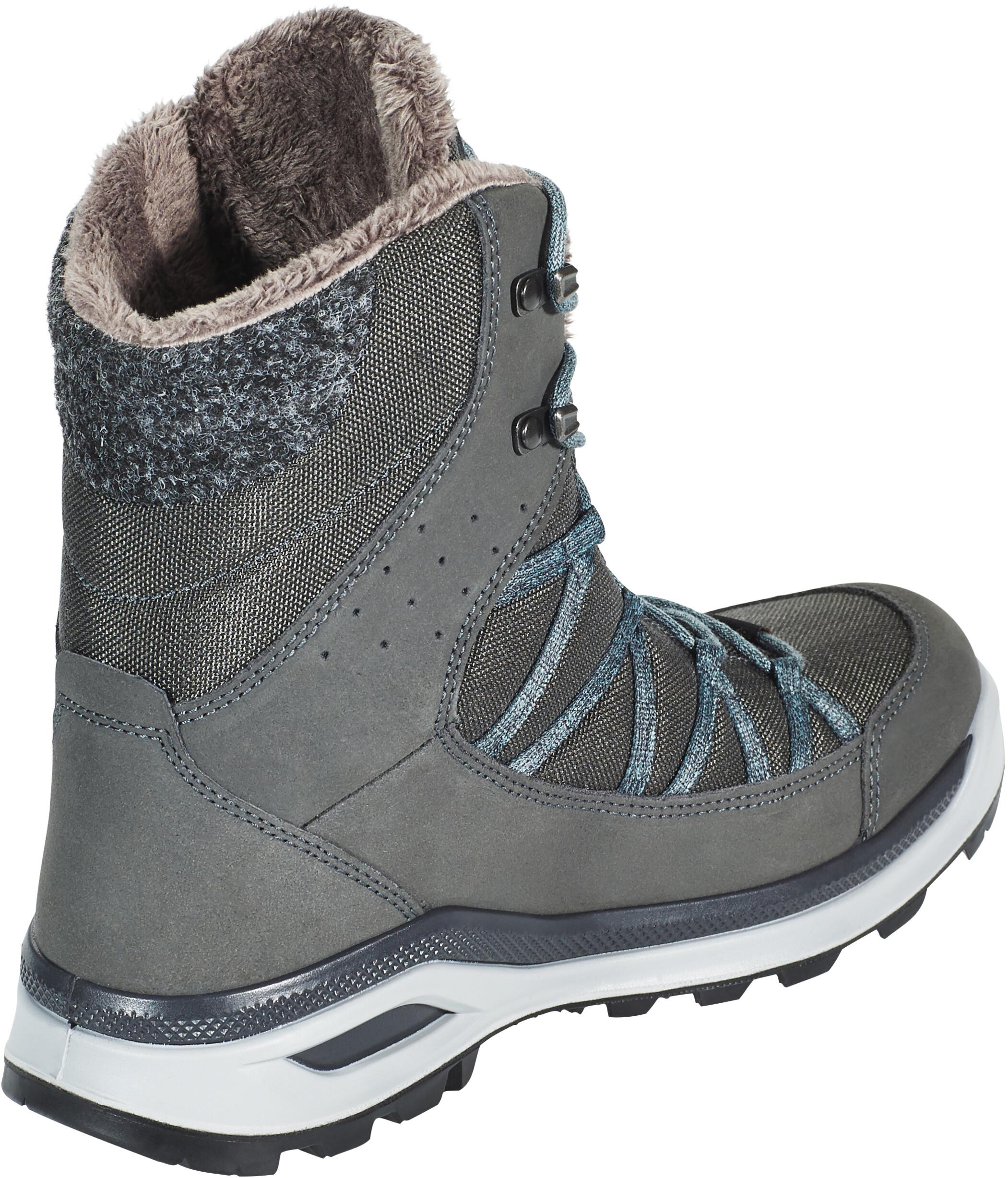 jetzt kaufen am besten bewerteten neuesten schöne Schuhe Lowa Montreal GTX Mid Cold Weather Boots Damen anthracite/bluegrey